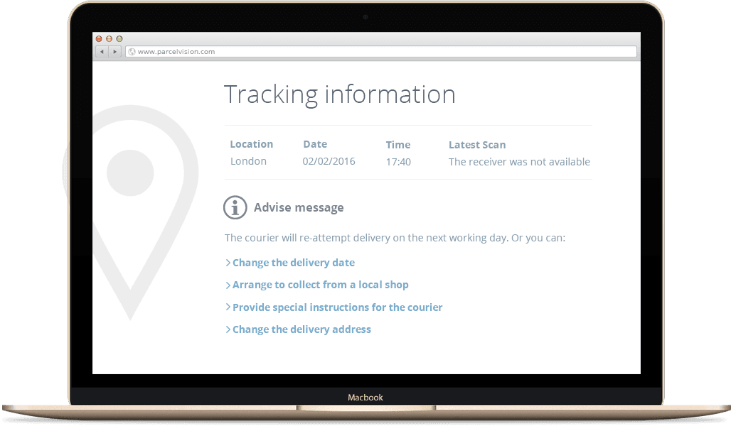 ParcelVision: One platform to manage all your couriers